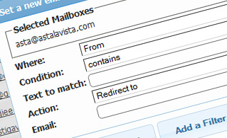 Email Forwarding